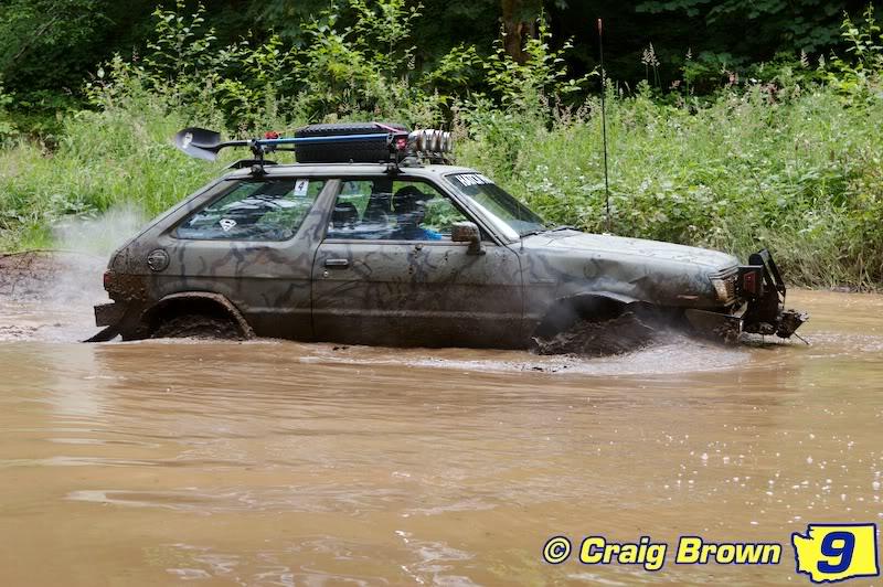 Off Road Subarus! Picture-94