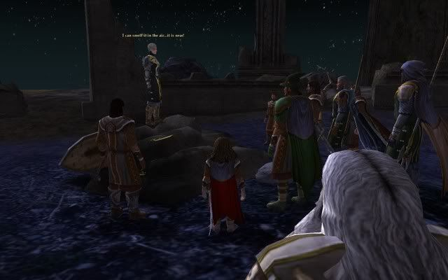 The Last Banner: The search for bravery - part II ScreenShot00022