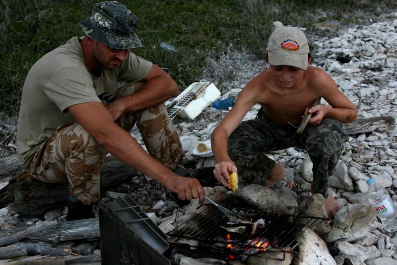 """Survival - """"Škarda"""" (1-5.09.2009.) - 4 A71"""