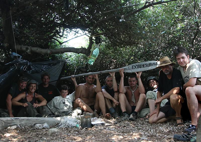 """Survival - """"Škarda"""" (1-5.09.2009.) - 4 A75"""