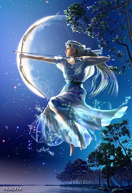 The Olympians Artemis