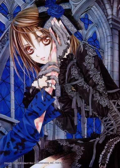 Yuuki's Album Yuki_cross