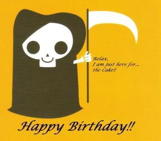 The Official Birthday thread! BirthdayDeath