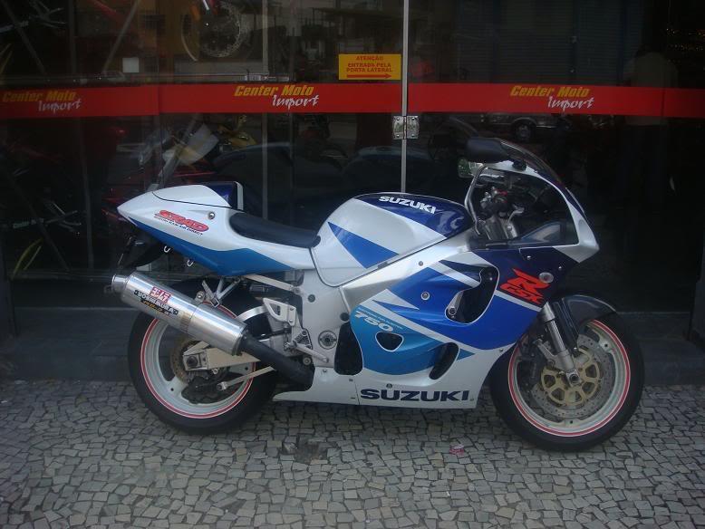 1998 SRAD 750 - Ajuda! R107175