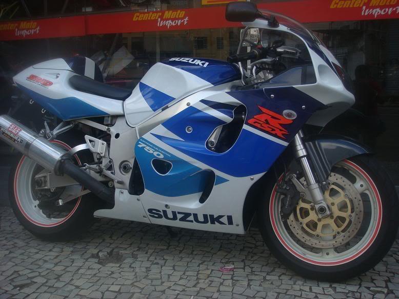 1998 SRAD 750 - Ajuda! R107176