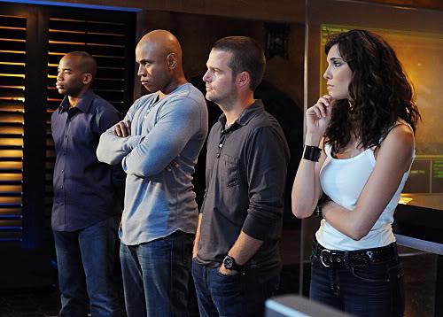 Información de la serie NCIS-Los-Angeles-Cast