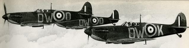 Spitfire MKIa - DWoK BoB - Airfix 1/72 Q-3