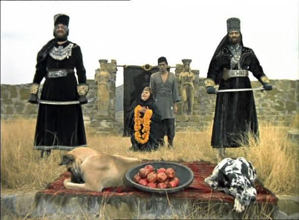 The Legend of Suram Fortress (1986) Ambavi Suramis tsikhitsa Snapshot20090203162430