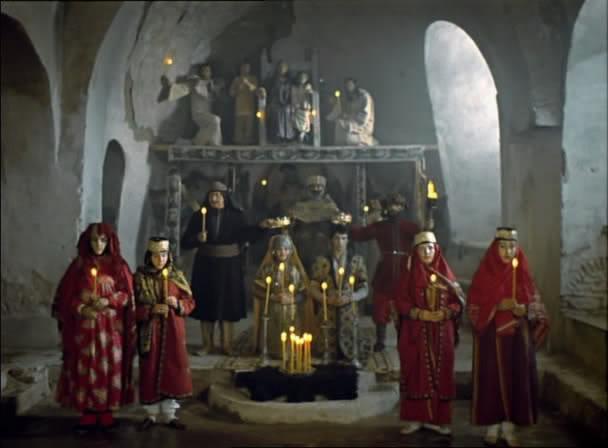 The Legend of Suram Fortress (1986) Ambavi Suramis tsikhitsa Snapshot20090203162504