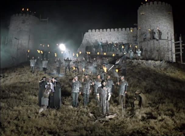 The Legend of Suram Fortress (1986) Ambavi Suramis tsikhitsa Snapshot20090203162745