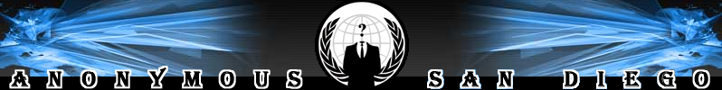 San Diego Anonymous