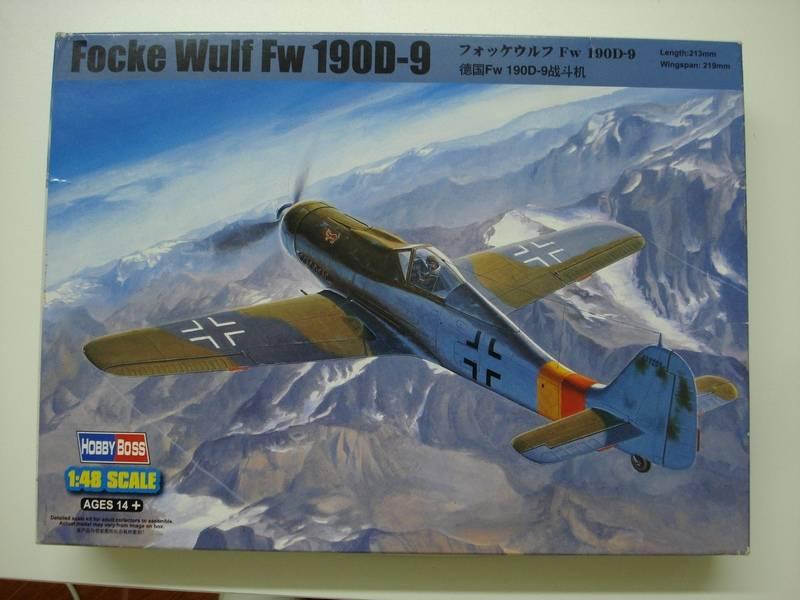 Fw-190 D-9 Hobby Boss 001_zps9x7gudy1