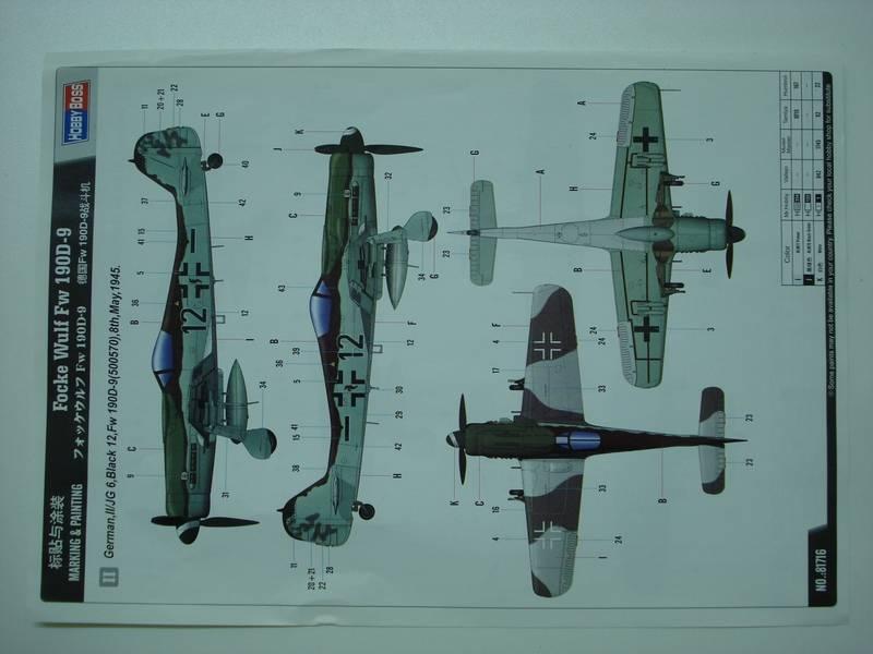 Fw-190 D-9 Hobby Boss 008_zps82ntk9qz