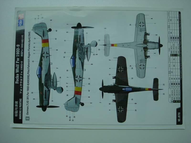 Fw-190 D-9 Hobby Boss 009_zps3pdpkk6q