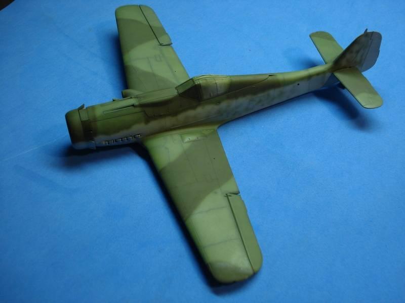 Fw-190 D-9 Hobby Boss 074_zpsupuothzd