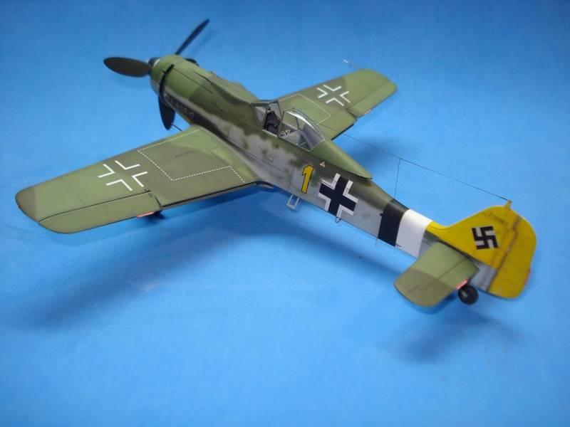 Fw-190 D-9 Hobby Boss 167_zpsylrvgxto
