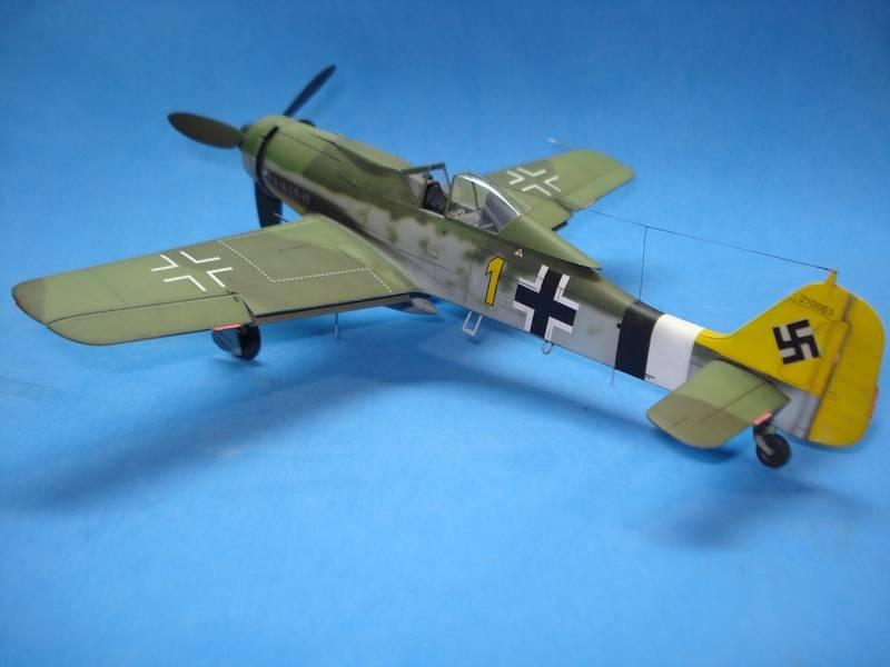 Fw-190 D-9 Hobby Boss 168_zpsdpamdajv