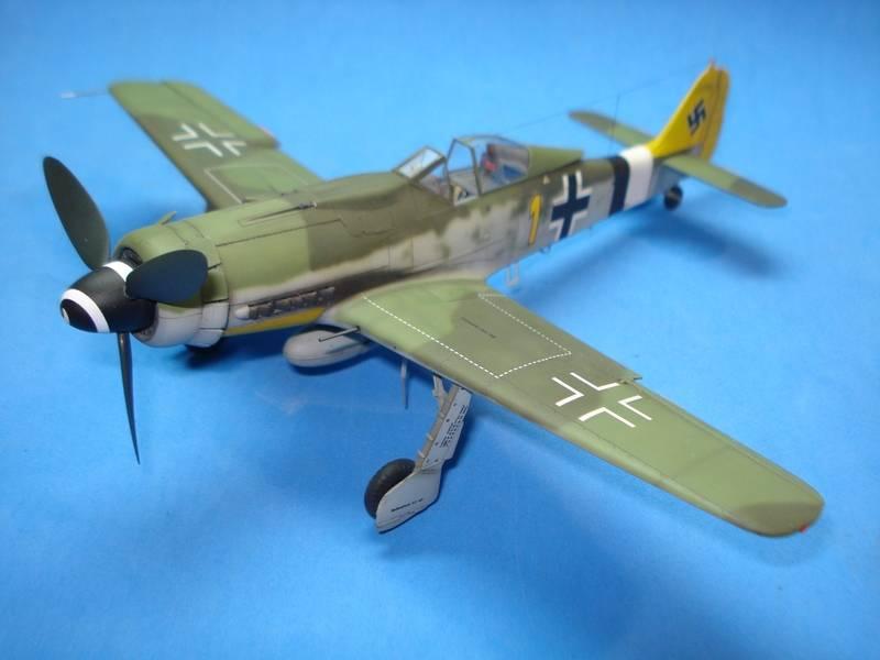 Fw-190 D-9 Hobby Boss 175_zpsrlxh9n7x