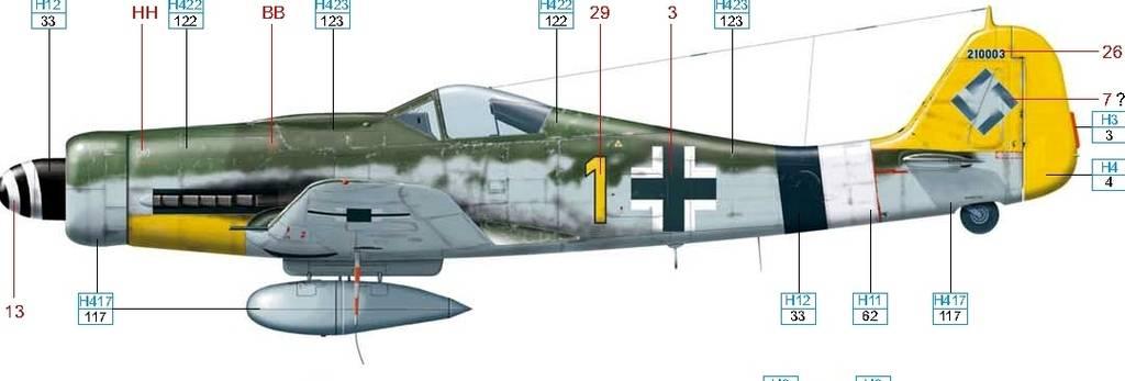 Fw-190 D-9 Hobby Boss Artwork-Focke-Wulf-Fw-190D9-3.JG26-Yellow-1-Hans-Dortenmann-Germany-1945-0B_zpsjkaeuoal