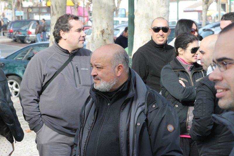 Crónica LISBOA/MARGEM SUL - ALMOÇO DE NATAL/2012 - DIA 9-DEZ-2012 IMG_1767