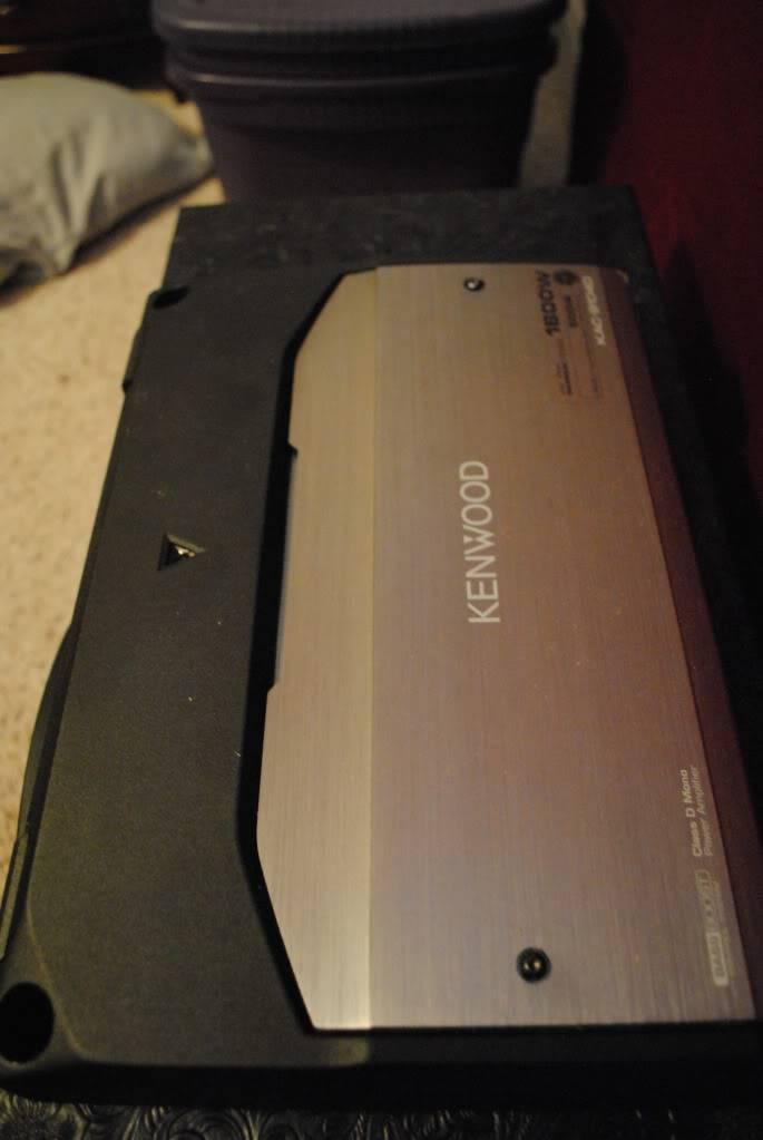 SUB/BOX/AMP 007-4