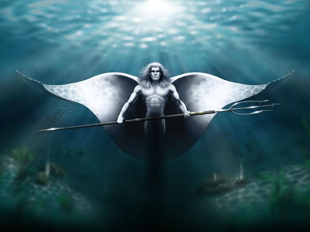 Cung hoàng đạo và những vị thần bảo trợ!!! Poseidon