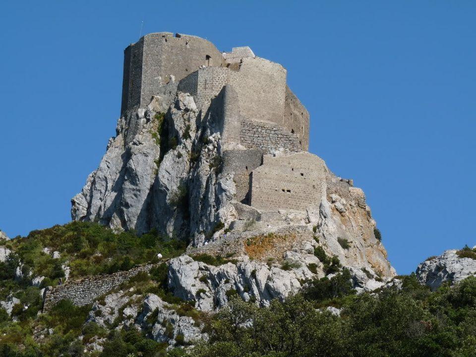 Ruta por el sureste de Francia. Castillos P1000169