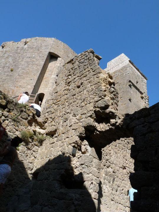 Ruta por el sureste de Francia. Castillos P1000179