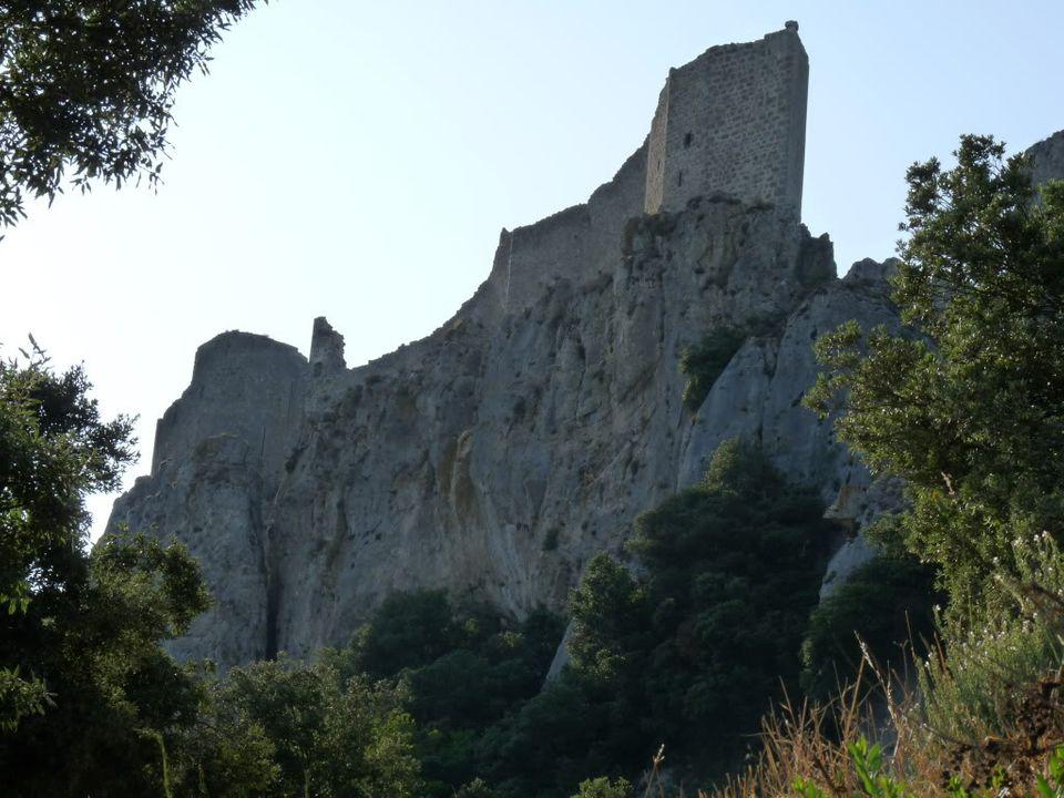 Ruta por el sureste de Francia. Castillos P1000225