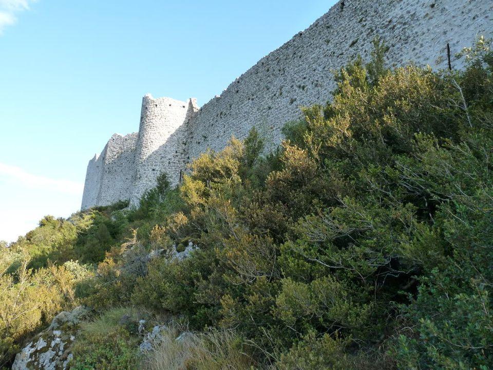 Ruta por el sureste de Francia. Castillos P1000231