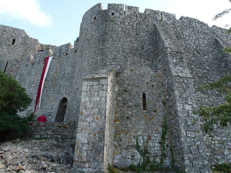 Ruta por el sureste de Francia. Castillos P1000239