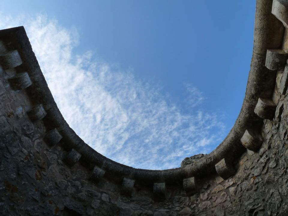 Ruta por el sureste de Francia. Castillos P1000242