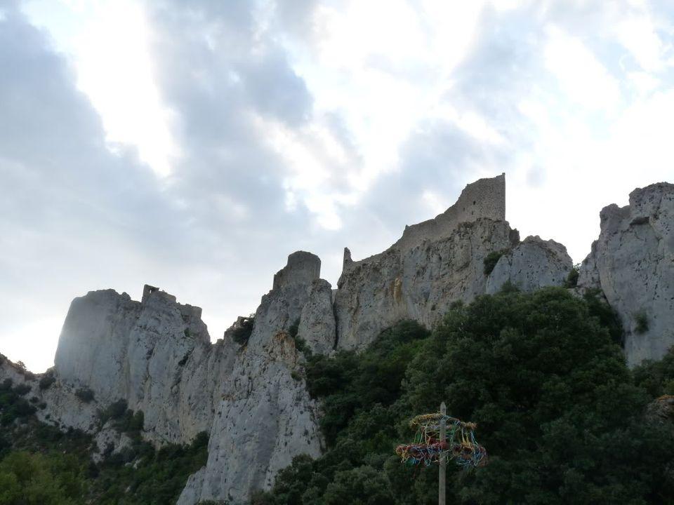 Ruta por el sureste de Francia. Castillos P1000281
