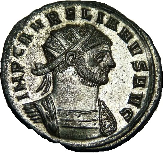 BARBAS ROMANAS... Aureliano
