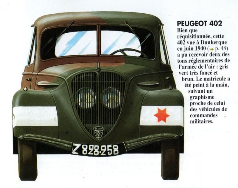 marquages véhicules français 4023