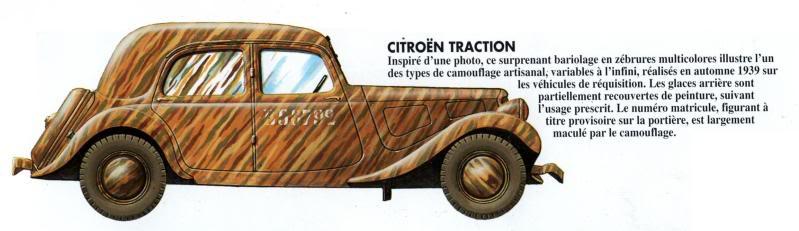 marquages véhicules français 4024