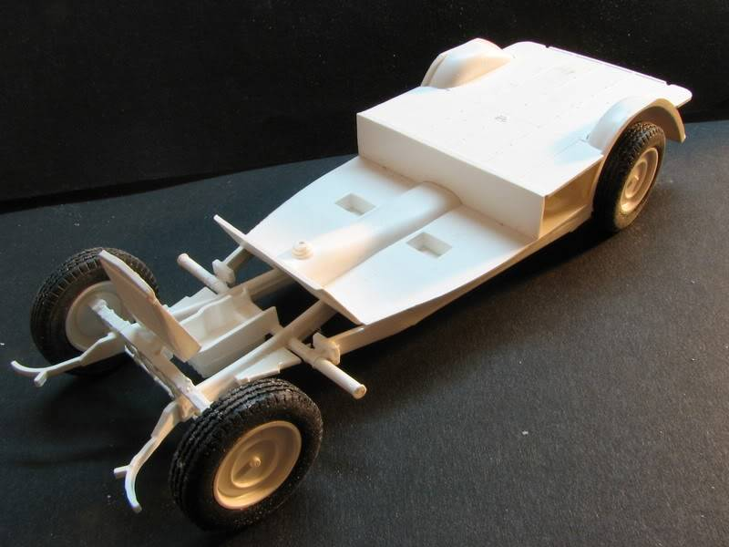 Maquette mercedes 170V Lieferwagen IMG_8519