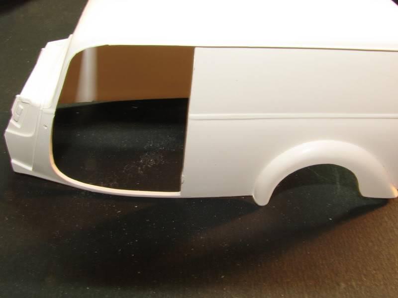 Maquette mercedes 170V Lieferwagen Mercedes170vLieferwagen17