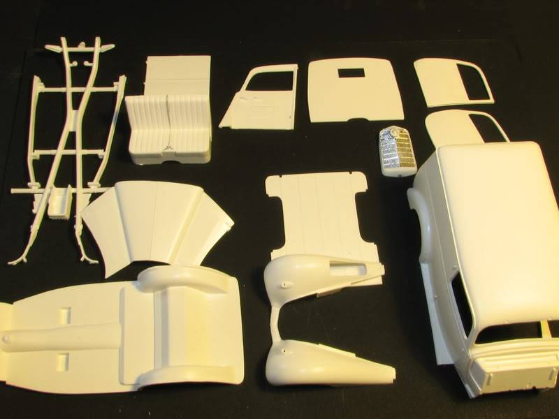 Maquette mercedes 170V Lieferwagen Mercedes170vLieferwagen4