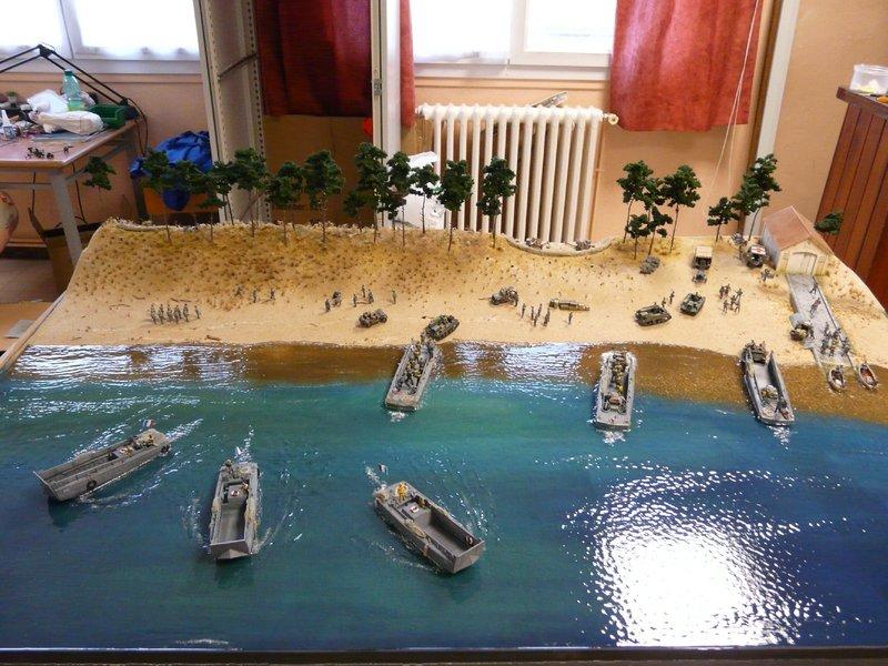 diorama - (Maquettiste) Diorama libération Île d'Oléron. Un peu d'histoire... Fin%204_zpsrnq0soea