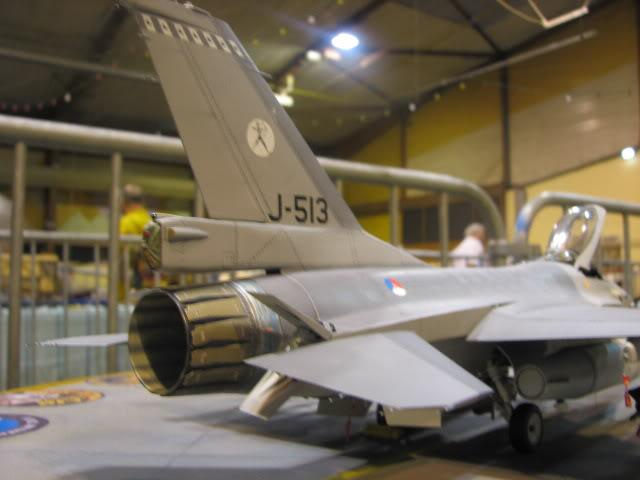 Lockheed Martin F-16 CJ Figthing Falcon Montdemarsan2006004