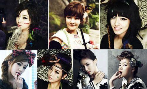 Artistas de Core Entertainment KpopTara2