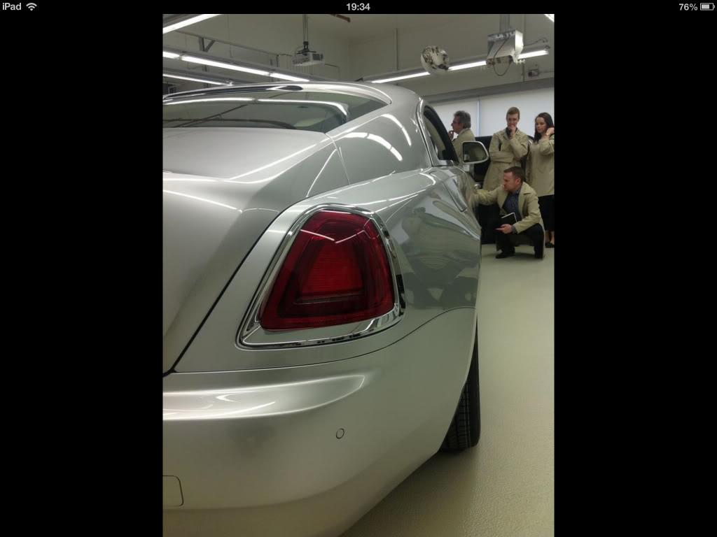 2013 - [Rolls Royce] Wraith - Page 5 39ecf1d5e10045045d5ca7b0c4950548