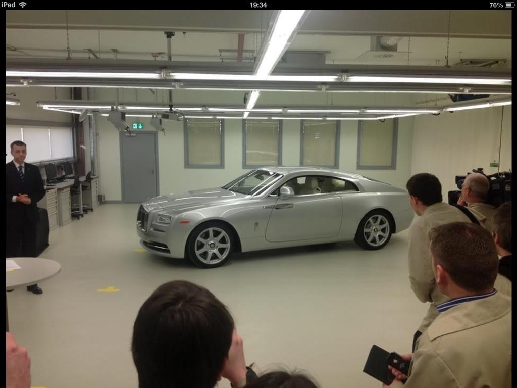 2013 - [Rolls Royce] Wraith - Page 5 6352b497a31ec05f88edcd8646597bb1