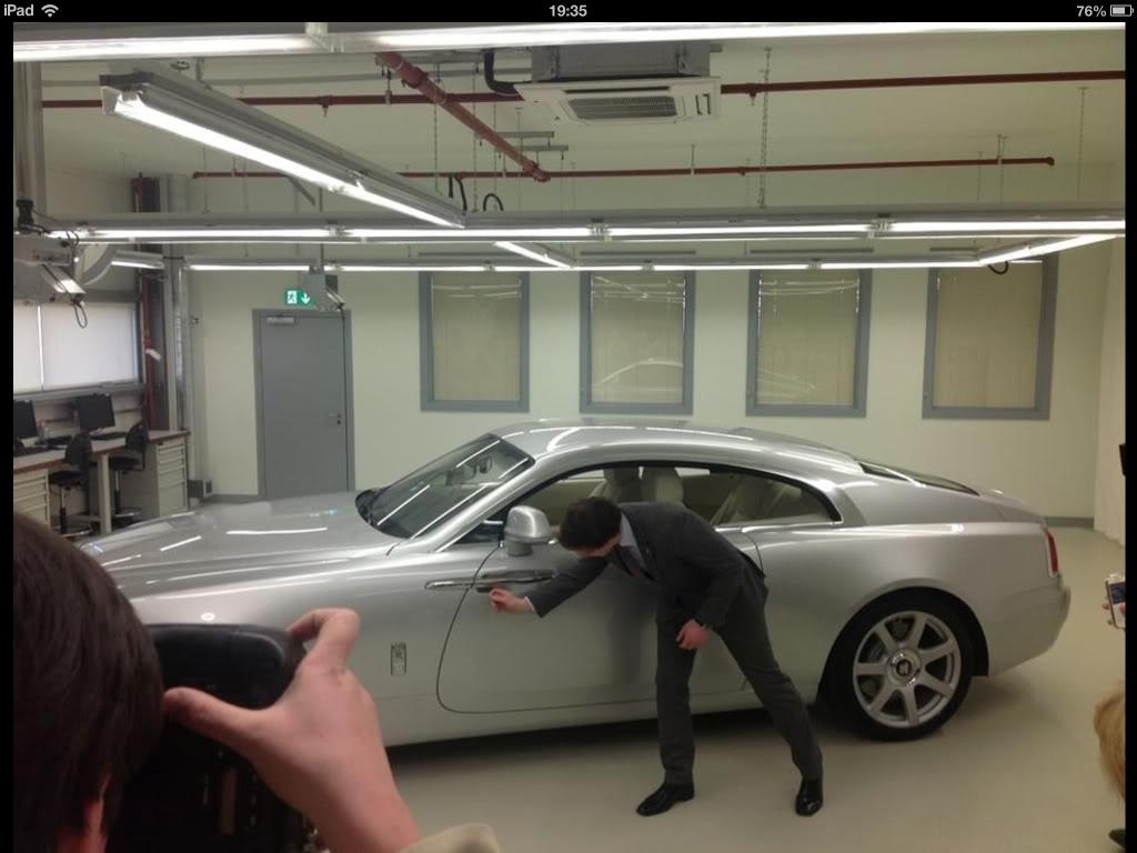2013 - [Rolls Royce] Wraith - Page 5 E477e044275cafa0ef33451efe143e8b