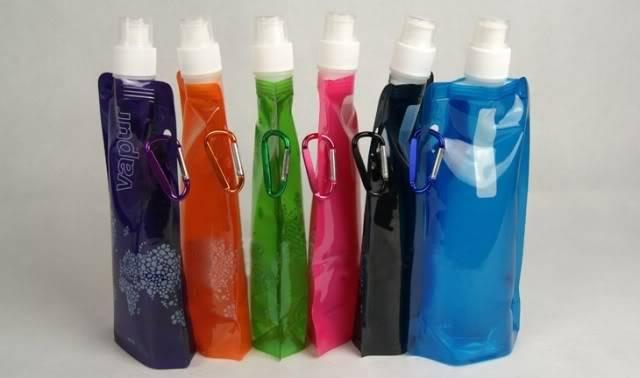 Foldable Reusable Water Bottle Waterbottle