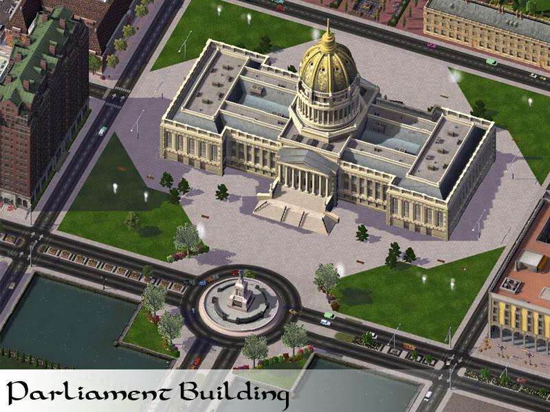 Paranor Island [SCJU Full Member] 1-Parliament