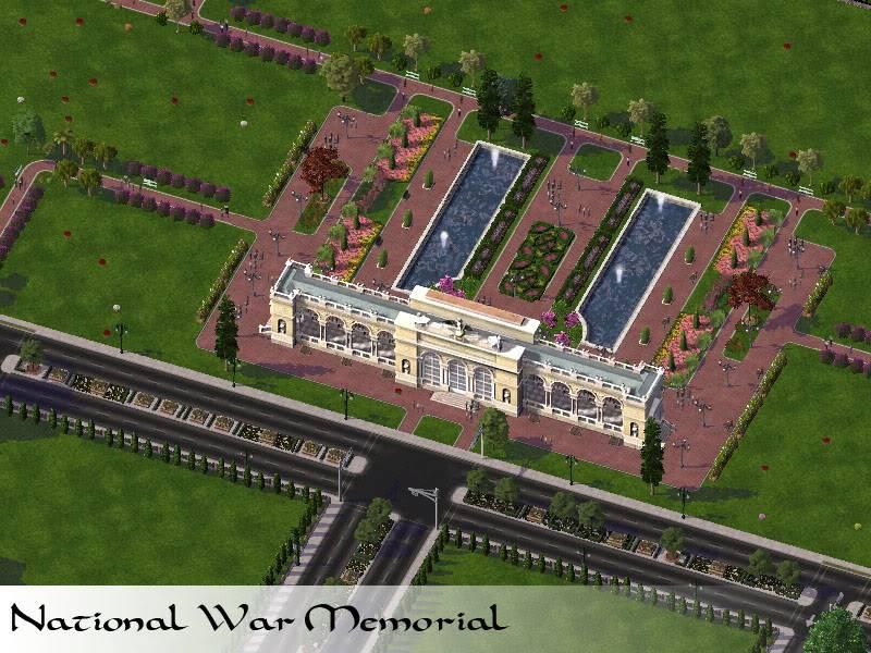 Paranor Island [SCJU Full Member] 10-WarMemorial