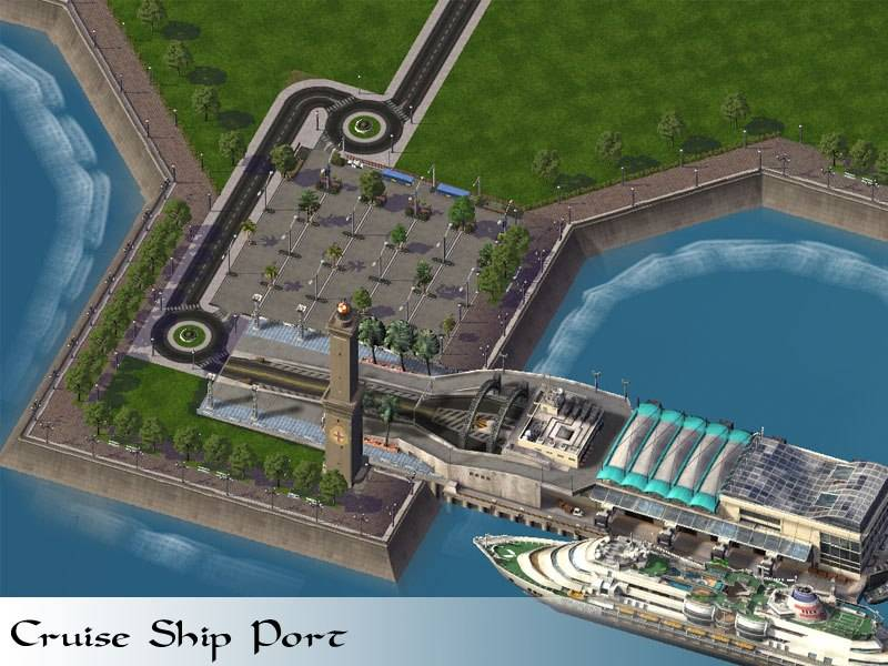 Paranor Island [SCJU Full Member] CruiseShipPort