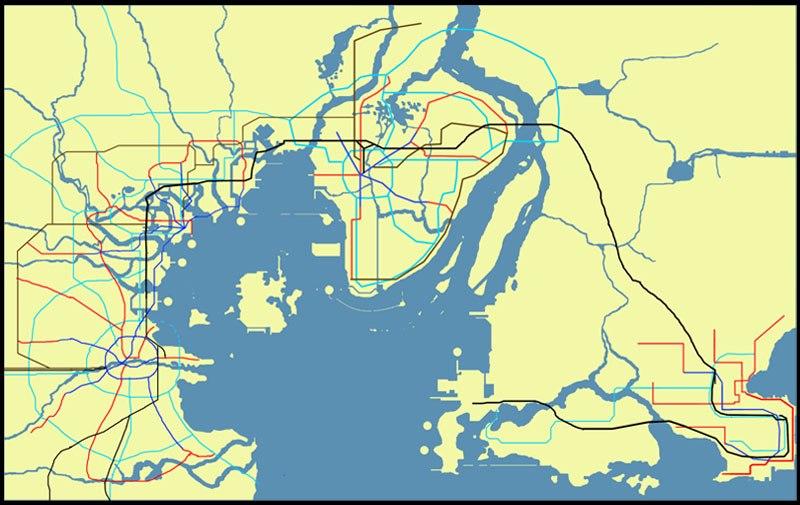 Paranor Island [SCJU Full Member] YokioTransportMap